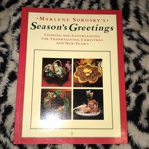 Other - Marlene Soroskys Season's Greetings cooking 🍳